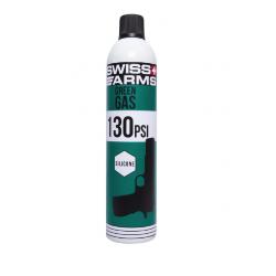 SWISS ARMS - Bouteille 760ml - Gaz siliconé (130PSI)