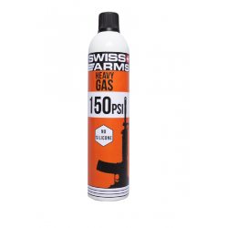 SWISS ARMS - Bouteille 760ml - Gaz sec (150PSI)