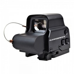 Viseur point rouge/vert HOLOSIGHT 555 noir - JS-TACTICAL