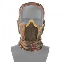Cagoule/masque grillagé MULTICAM - SWISS ARMS