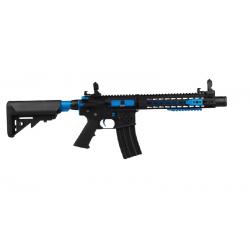 Colt M4 Blast Blue Fox Ed Full metal avec mosfet - COLT