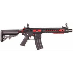 Colt M4 Blast Red Fox Ed Full metal avec mosfet - COLT