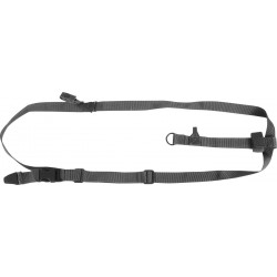 Tactical sling 3 points black