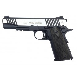 COLT 1911 - Dual Tone - CO2 Full Métal - KWC