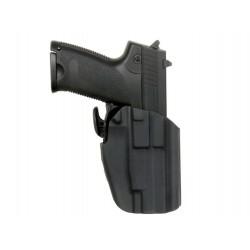 SPORT ATTITUDE - Holster rigide pour G17/HK45/P226/M9 - NOIR