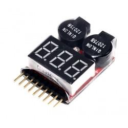 Testeur batterie LiPo