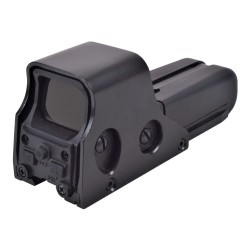 JS-TACTICAL - EOTECH 552 Holosight avec fixation QD - NOIR