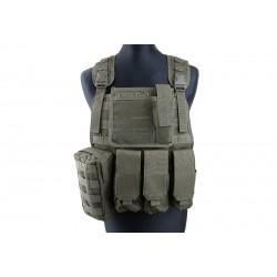 GFC TACTICAL - Gilet Tactique type MBSS - OD
