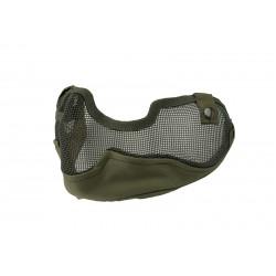ULTIMATE TACTICAL - Masque grillagé V3 - OD