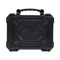 DELTA TACTICS - Mallette rigide pour pistolet - 32x28x8.5cm