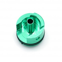 Tête de cylindre alu anodisée vert double joint STEYR AUG