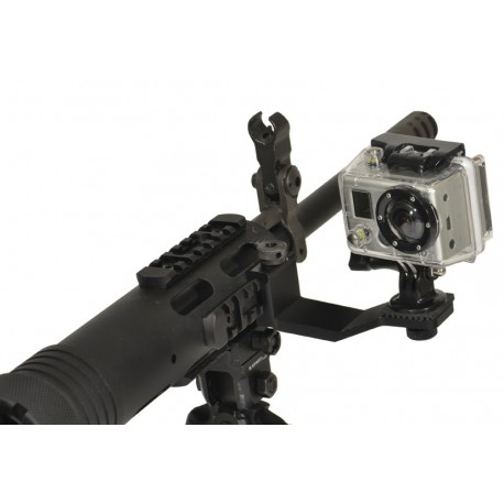 L4 G24 WilcoX Bras articulé pour NVG plastique Noir