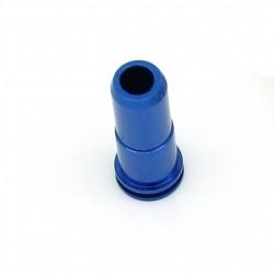 Bec d´air (nozzle) alu anodisé bleu avec joint torique M4