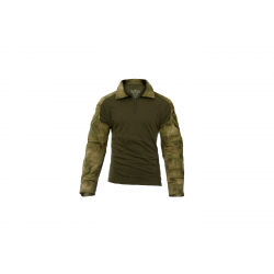 INVADER GEAR - Chemise de combat d'airsoft coupe UBAC - EVERGLADE