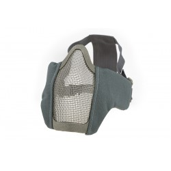 ULTIMATE TACTICAL - Masque grillagé EVO - Gris