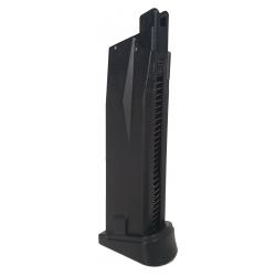 CYBERGUN - Chargeur pour Taurus PT24/7 GBB - Co2 - 15 Billes
