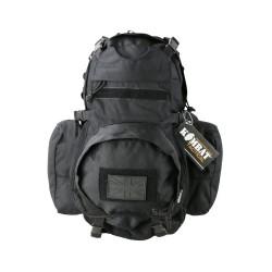 Sac à dos avec poche pour casque Vulcan 22 Litres Noir - Kombat UK