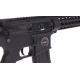 SAIGO DEFENSE - Pack M4 KENJI long NOIR + batterie lipo 11,1V + chargeur de batterie