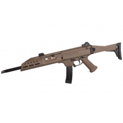 ASG - CZ Scorpion EVO 3 A1 carbine avec mosfet - TAN