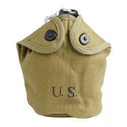 M10 canteen pouch replica