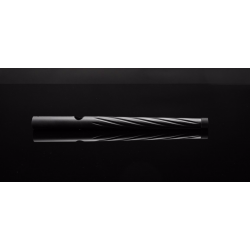Rallonge de canon CQB noir - BIG DRAGON