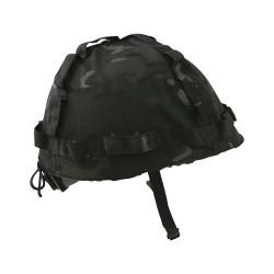 KOMBAT.UK - Couvre casque - ATP Black [BTP]