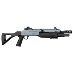 BO MANUFACTURE - Fusil à pompe FABARM STF/12-11 COMPACT - burst 3 billes - TAN