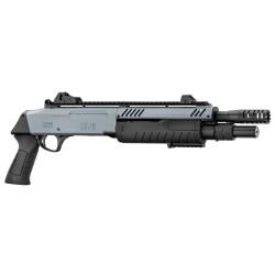 BO MANUFACTURE - Fusil à pompe FABARM STF/12-11 SHORT - burst 3 billes - NOIR
