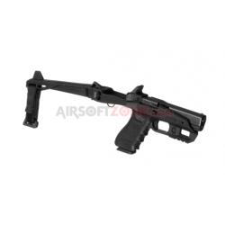 Kit de conversion RONI G1 noir pour Glock 17/18 - CAA