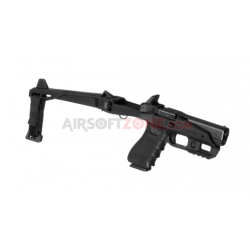 RECOVER - 20/20B Stabilizer Kit noir pour Glock 17/18