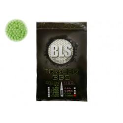 BLS PERFECT - Sachet de 1Kg billes TRACANTE VERTE 0,25gr