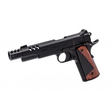 VORSK - CS Defender Pro MEU GBB Gaz - Chromé/noir