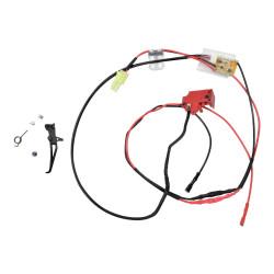 G&G - MOSFET 4.0 et ETU V2 gearbox V2 câblage arrière