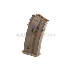 PIRATE ARMS - Chargeur Mid-cap pour G36 - 130 billes