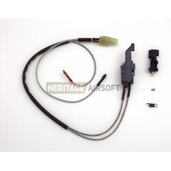 Contacteur câblage argent complet - AK - Ultimate