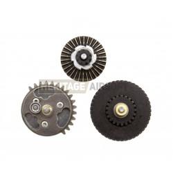 Engrenages acier - 18 : 1 vitesse standard - CNC - SHS