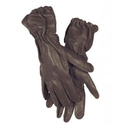 German paratrooper Gloves soft leather (reproduction)