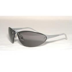 Lunettes de Protection monture métal verres fumés UV400