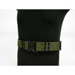 Combat Belt Nylon Olive