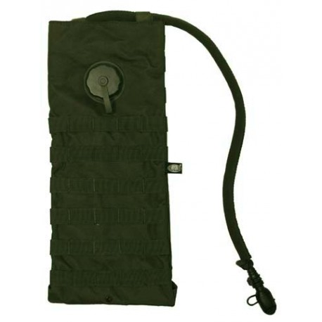 Outre dorsale type camelback Olive
