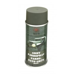 Paint Matt Spray for replica 400ml green army