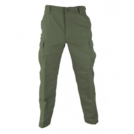 BDU Ripstop Trousers Olive