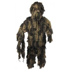 Ghillie Suit woodland for Sniper gear