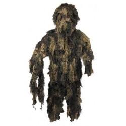 Ghillie Suit - woodland - pour tenue Sniper - MFH