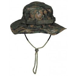 Woodland Digital Boonie Hat