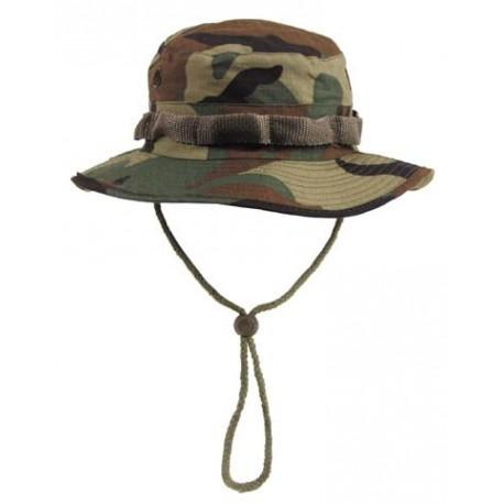 Chapeau de Brousse (Boonie Hat) Woodland