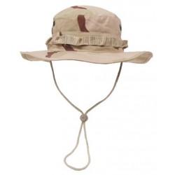 Chapeau de Brousse (Boonie Hat) Désert 3 tons