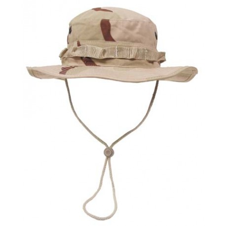 Boonie Hat Tan 3 tones