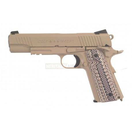 Colt 1911 - Tan Coyote Désert - CO2 - Cybergun