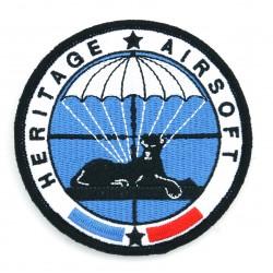 Ecusson Heritage Airsoft - Aéropanthère